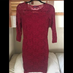 Poetry Lace Dress S